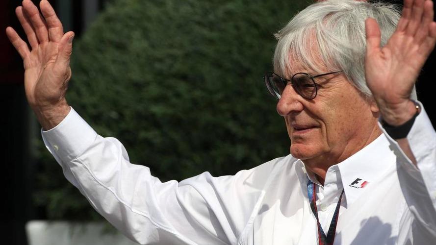 13th team must pay 19m euro entry deposit - Ecclestone
