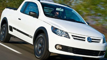 New 2010 Volkswagen Saveiro pickup released for South America