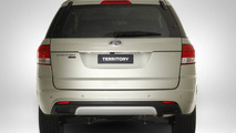 2011 Ford Territory TS for Australia RHD 08.02.2011