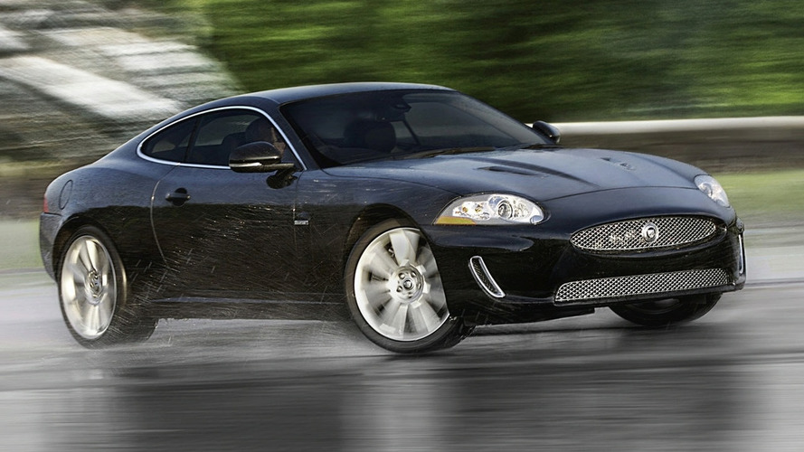 2010 Jaguar XK-R Official Photos and Details
