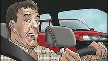 Jeremy Clarkson in Top Gear guide