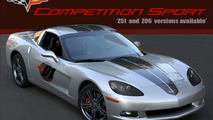 Chevrolet 2009 Corvette Competition Sport Package Revealed
