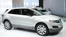 Saab 9-4X Crossover - 2010 Los Angeles Auto Show