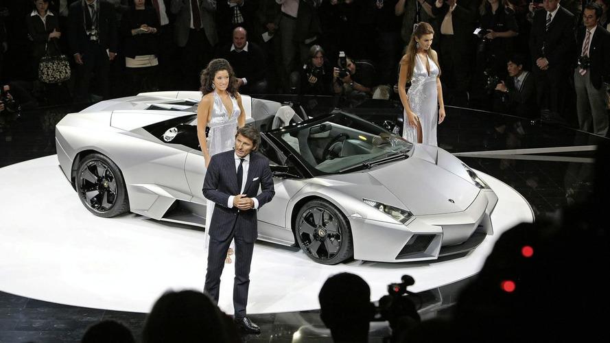 Lamborghini Reventon Roadster Promo Video