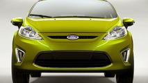 2011 Ford Fiesta Hatch