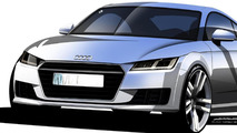 Audi TT RS will reportedly have more than 407 PS