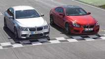 2014 BMW M5 and M6 Coupe facelift with Competition Package