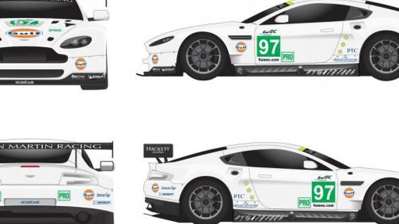#97 Aston Martin Vantage GTE