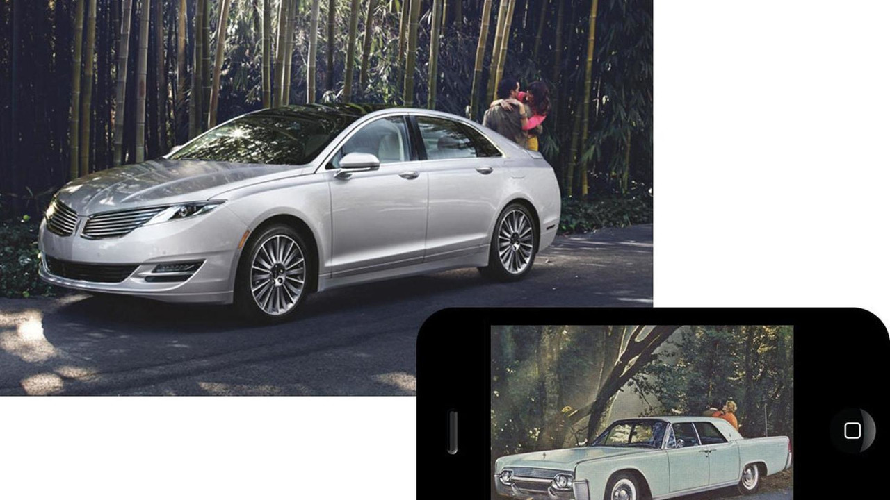 """""""Introducing the Lincoln Motor Company"""" ad campaign 03.12.2012"""