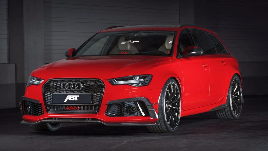 Audi RS6+ par ABT - Il va y avoir du sport !