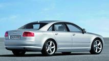 Audi A8 4.2 TDI quattro Facelift