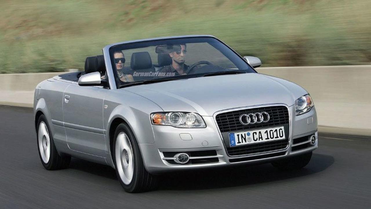 2007 Audi A4 Cabriolet