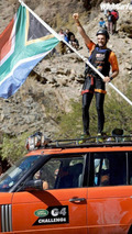 South African Martin Dreyer Wins G4 Challenge