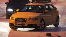New Audi S3 Spy Photos
