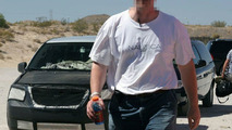 More 2008 Chrysler Voyager Spy Photos