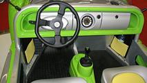 ZEST Roadster at Geneva