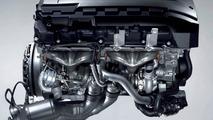 BMW 3.0 liter biturbo inline 6 cylinder engine
