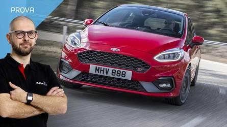 Nuova Ford Fiesta ST, l'irruenza del tre cilindri