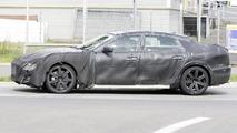 2014 Maserati Quattroporte spied showing more body shape