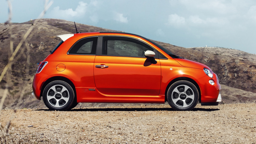 Fiat 500e offered at $49/month for Black Friday