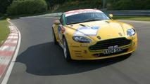 Aston Martin N24 V8 Vantage Specifications Confirmed