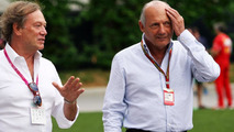 Report - Berger to replace Dennis at McLaren?