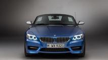 2016 BMW Z4 in Estoril Blue