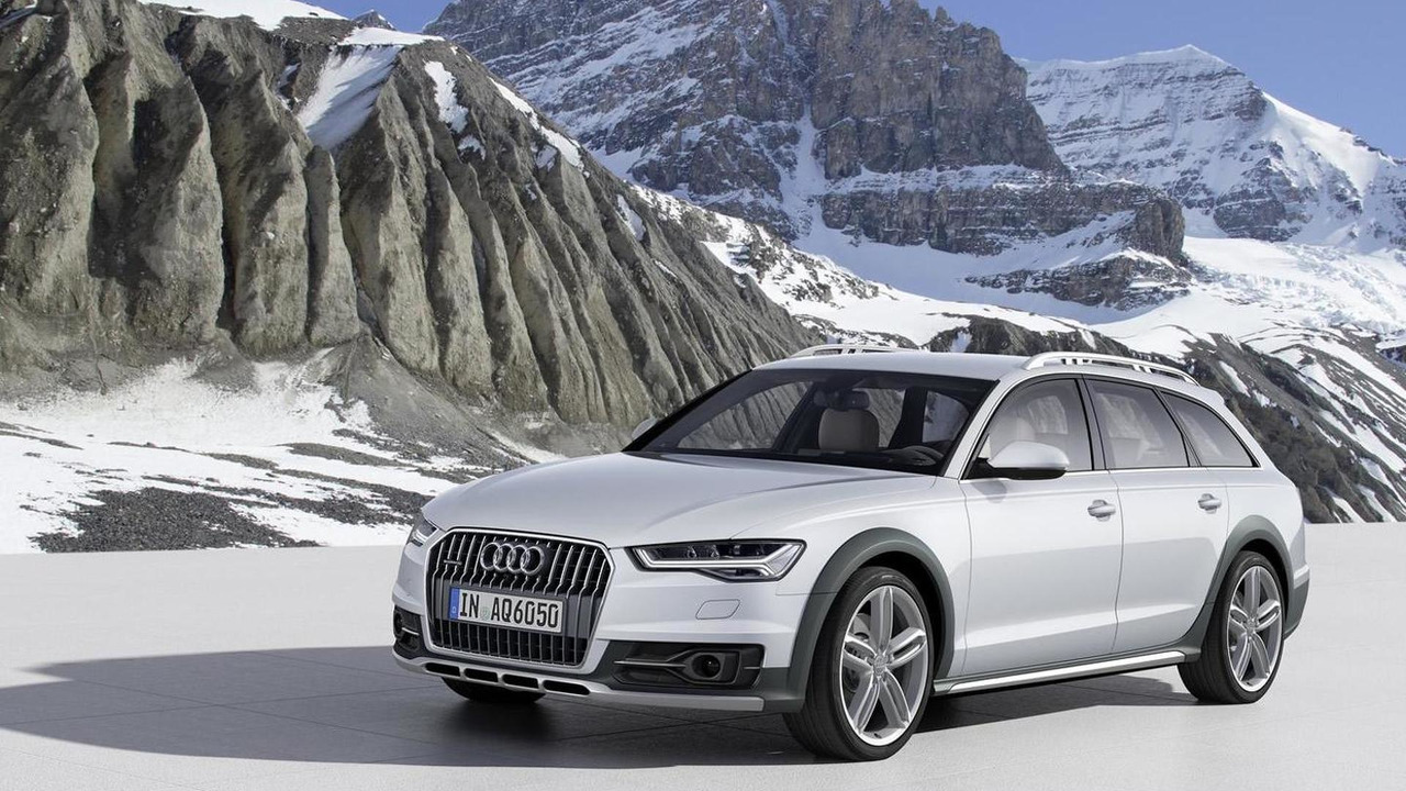 2015 Audi A6 allroad quattro facelift