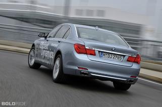 BMW 7-Series ActiveHybrid