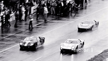 #2 Ford GT-40 Mark II- Bruce McLaren and Chris Amon