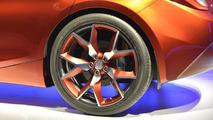 Fisker Atlantic design prototype live in New York 04.04.2012