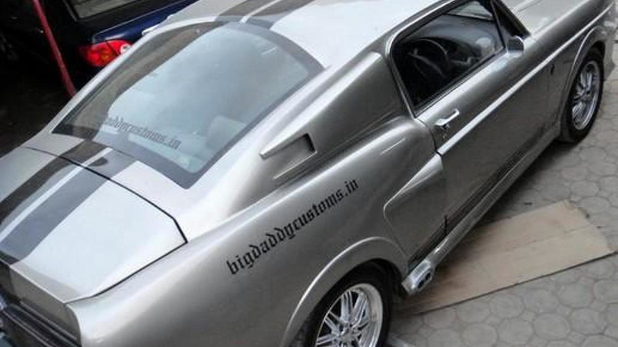 Daewoo Lacetti-based Mustang Elanor replica by Indian tuner revealed