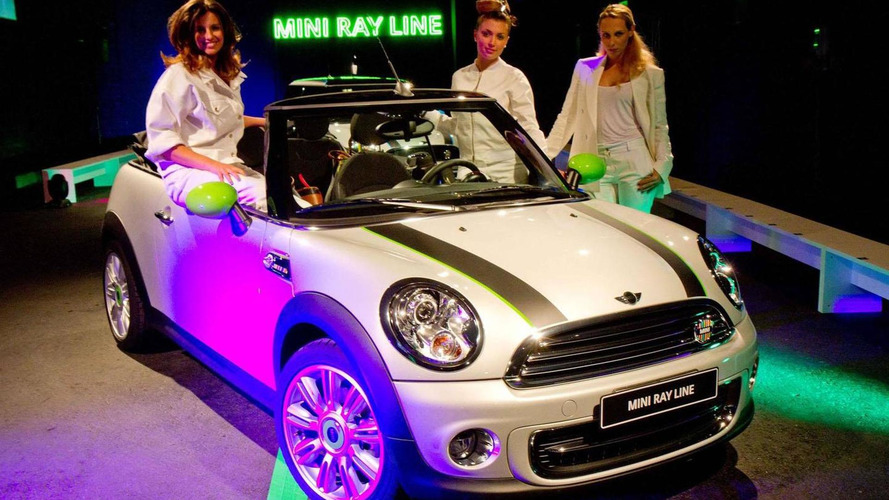 MINI Ray Line styling package introduced in Italy