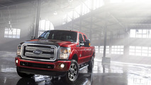 2013 Ford F-Series Super Duty Platinum revealed [video]