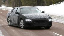 2014 Maserati Quattroporte spy photos 08.03.2012
