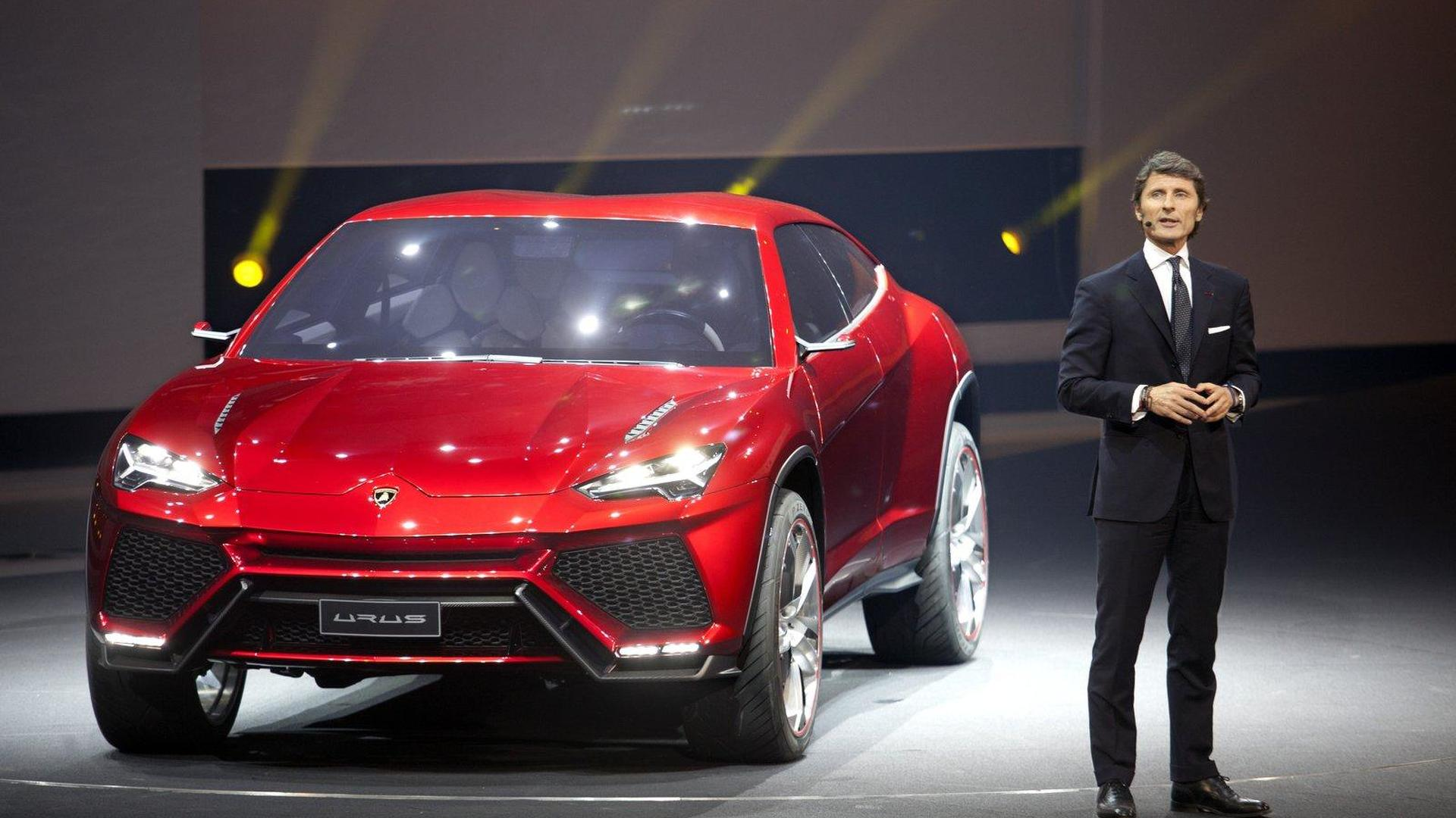 Report says Lamborghini Urus will be built in Italy after all, if approved for production