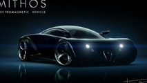 Mithos Eletcromagnetic vehicle concept