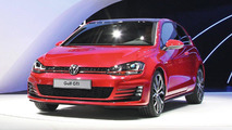 Volkswagen Golf VII GTI concept live in Paris 27.09.2012