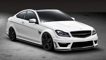 Mercedes Benz C63 AMG Coupe by Vorsteiner, 1108, 02.04.2012