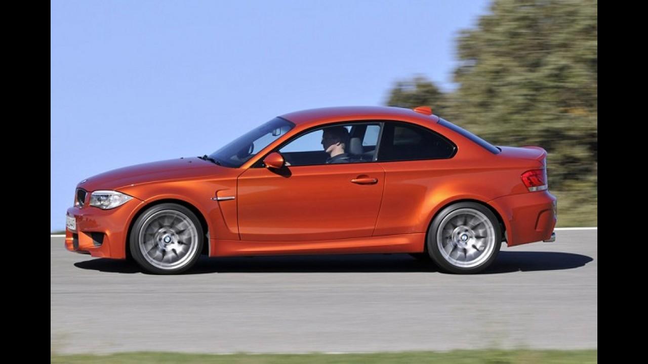 BMW Série 1 M é lançado oficialmente por R$ 268.600