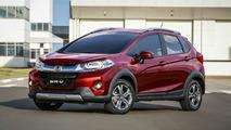 Honda mostra detalhes do WR-V e confirma lançamento para março
