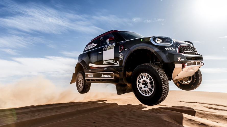 Mini's Dakar Rally fightback starts here