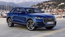 Audi Q3 - Nova geração chega em 2018 com inédita versão elétrica
