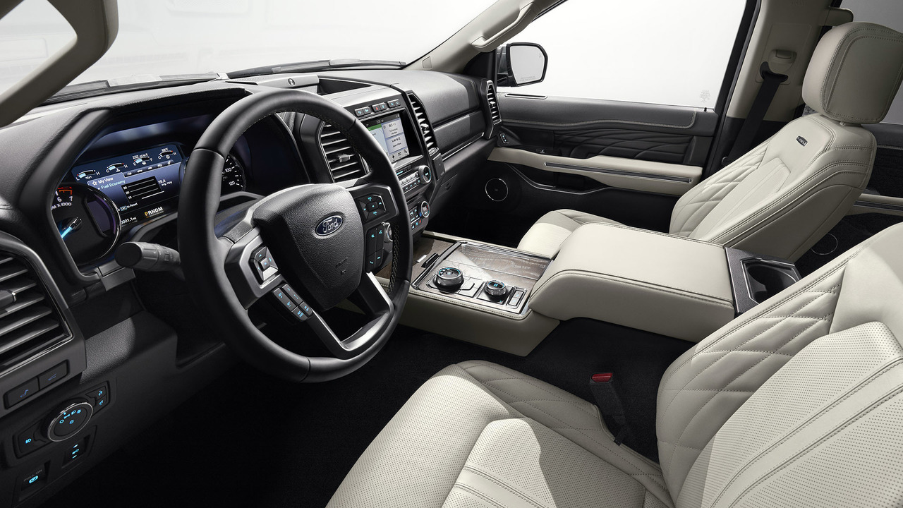 Originally posted by press release all new ford expedition redefines