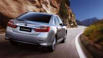 Global Toyota Camry unveiled