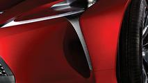 Lexus teases new concept for Detroit Auto Show