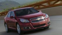 2013 Chevrolet Malibu Turbo announced
