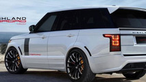 Range Rover Highland MC