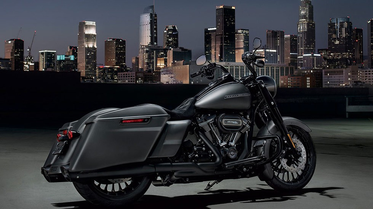 2017 harley davidson road king special photo. Black Bedroom Furniture Sets. Home Design Ideas