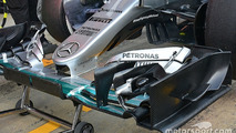 Mercedes reveals radical new nose